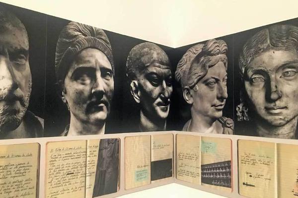 © Vasco Araújo, NoteBook – La morte del desiderio, 2018