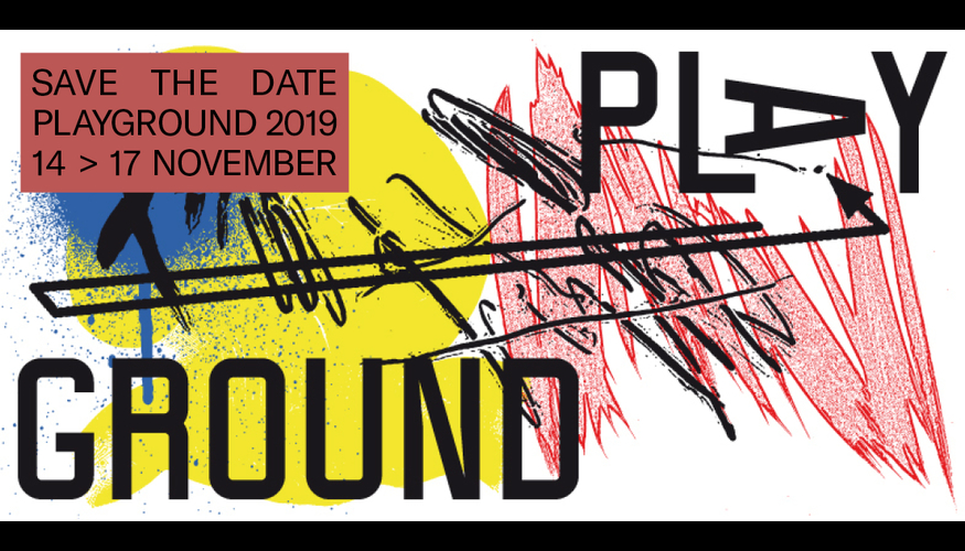 Com Playground Foto Banner Save The Date 2019
